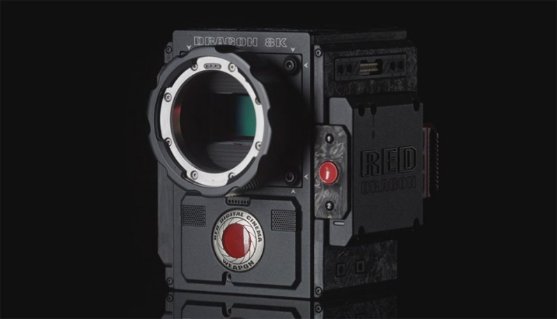 RED Weapon (Dragon 6K Sensor S35) Camera Package (Formerly Known as Epic)