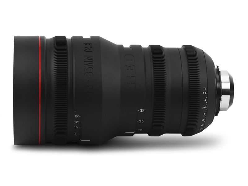 RED 18-85mm T2.9 Zoom Lens