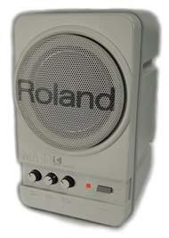 Verbazingwekkend Roland MA12 Powered Speaker rental FI-68