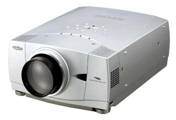 Sanyo PLC-XP57L 5500 lumen projector