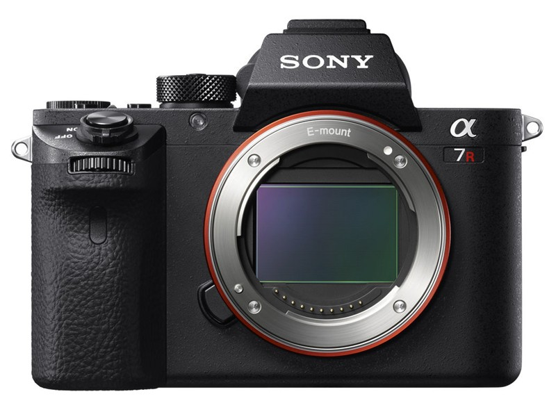 Sony Alpha a7R II Mirrorless 4K Digital Camera