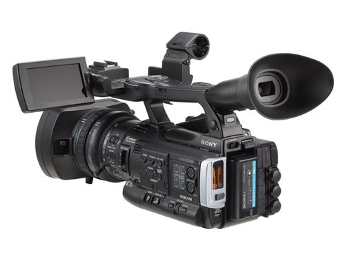 Sony PMW-200 CMOS XDCAM HD422 Camcorder