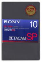Sony BCT-10MA Betacam SP