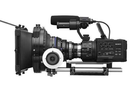 Sony NEX-FS100U Super 35mm Sensor Camcorder