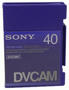 Sony PDVM-40N, DVCAM