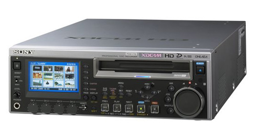 Sony PDW-F75 XDCAM HD Recorder/Player
