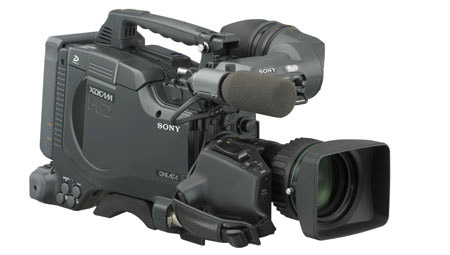 Sony PDW-F350 XDCAM HD Pro Camcorder