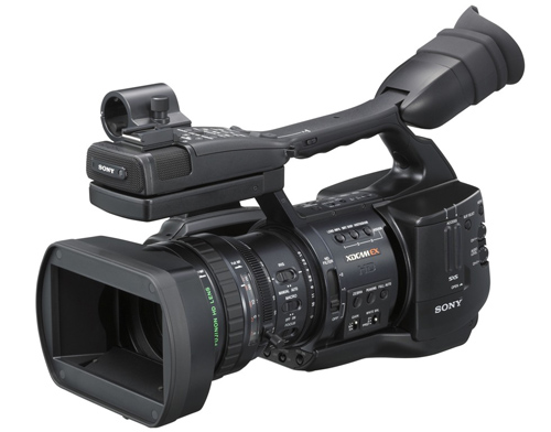 Sony PMW-EX1 XDCAM Pro HD Camcorder + 32GB