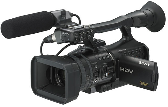 Sony HVR-V1U HDV 1080i Camcorder