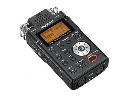 tascam dr 100 professional portable digital audio recorder. Black Bedroom Furniture Sets. Home Design Ideas