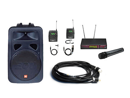 Wireless PA Package 1