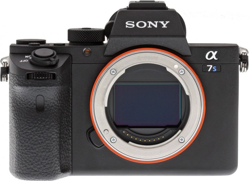 Sony Alpha a7S II Mirrorless 4K Digital Camera