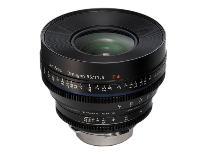 Zeiss Compact Prime CP.2 Super Speed 35mm T1.5 (PL Mount)