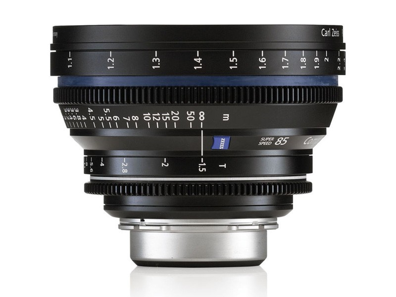Zeiss Compact Prime CP.2 Super Speed 85mm T1.5 (PL Mount)