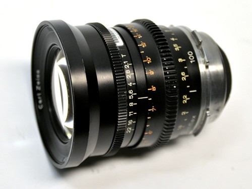 Zeiss 100mm T2.1