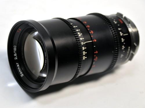 Zeiss 180mm T2.8
