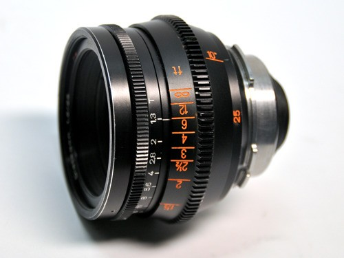 Zeiss Super Speed 25mm T1.3 PL Mount