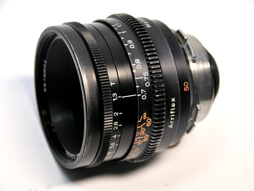 Zeiss Super Speed 50mm T1.3 PL Mount