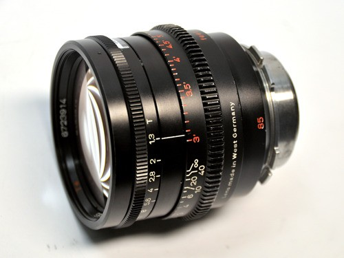 Zeiss Super Speed 85mm T1.3 PL Mount