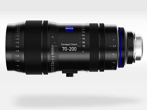 Zeiss Compact Zoom CZ.2 70-200mm/T2.9 Cine Lens (PL Mount)