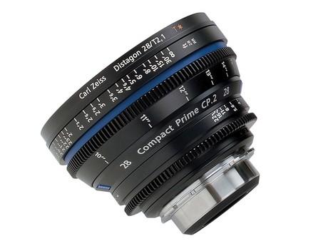 Zeiss Compact Prime CP.2 28mm/T2.1 Cine Lens (PL Mount)