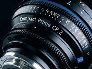 Zeiss Compact Prime CP.2 18mm/T3.6 Cine Lens (PL Mount)