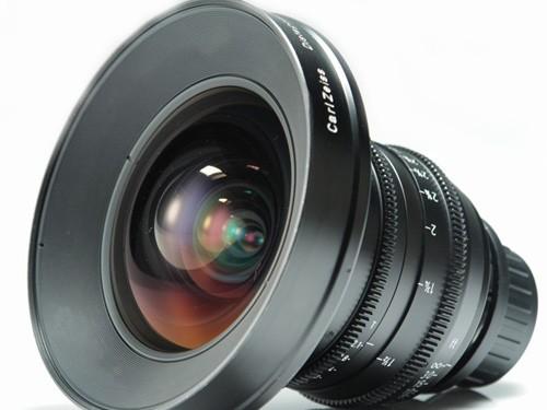 Arri Zeiss Ultra Prime, 10mm T2.1