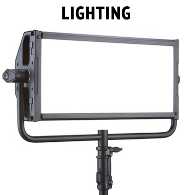 Pro Lighting at Budget Video