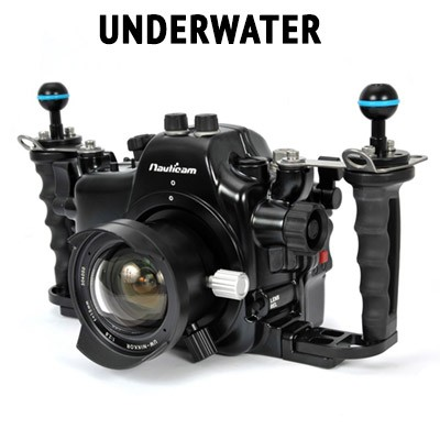 Nauticam A7S Underwater Housing
