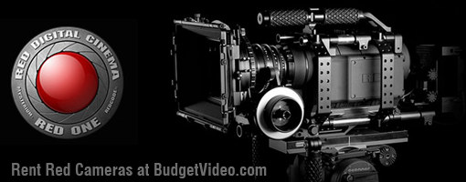 Rent Red Cameras at Budgetvideo.com