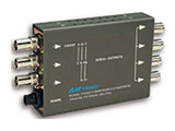 AJA D10AD Component Analog to SDI Converter