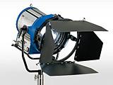 Arri 2.5k (2500w) HMI Par, Flicker Free