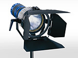 Arri 400W Pocket PAR