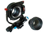 Arri Shift and Tilt Lens System