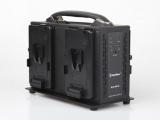 Beillen V-Mount Quad Li-ion Charger / Power Supply