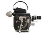Bolex H16 Reflex 16mm Movie Camera Prop #F4