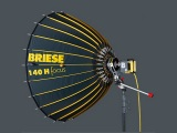 Briese Focus 140 Parabolic Focus Reflector Kit