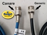 HD-SDI Cable, 500ft