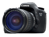 Canon EOS 7D DSLR Camera + 32GB CF Card