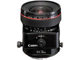 Canon TS-E 24mm f/3.5L tilt/shift manual focus lens