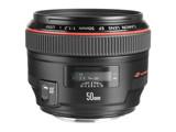 Canon EF 50mm f/1.2L USM 35mm lens