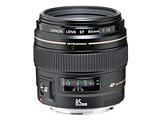 Canon EF 85mm f/1.8 USM Autofocus 35mm lens