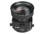 Canon TS-E 45mm f/2.8 tilt/shift manual focus lens