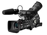 Canon XL-H1 3CCD HDV Camcorder