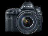 Canon EOS 5D Mark IV DSLR Camera