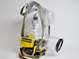 EWA Marine U-BXP DSLR Splashbag Video Out/Audio In