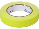 "Tape, Gaffer's Tape, 1"" Fluorescent Yellow"