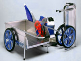 Tipke Foldit Folding Beach Cart