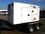 Generator, 750 AMP / 90 Kw