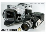 Amphibico Genesis FS700 housing and Sony NEX-FS700U PAL